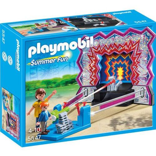 Playmobil SUMMER FUN Strzelnica z puszkami 5547 - BEZPŁATNY ODBIÓR: WROCŁAW!