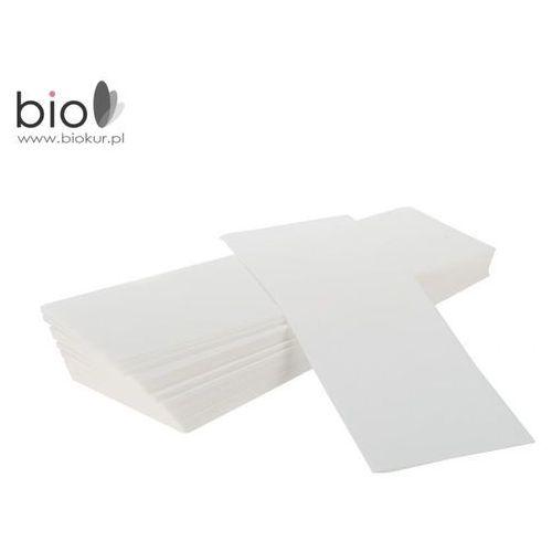 B&m Pasemka flizelinowe do depilacji 100 szt - 7 cm x 22 cm 70 gsm