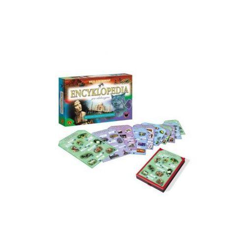 Alexander Encyklopedia - mózg elektronowy. gra edukacyjna od 6 lat