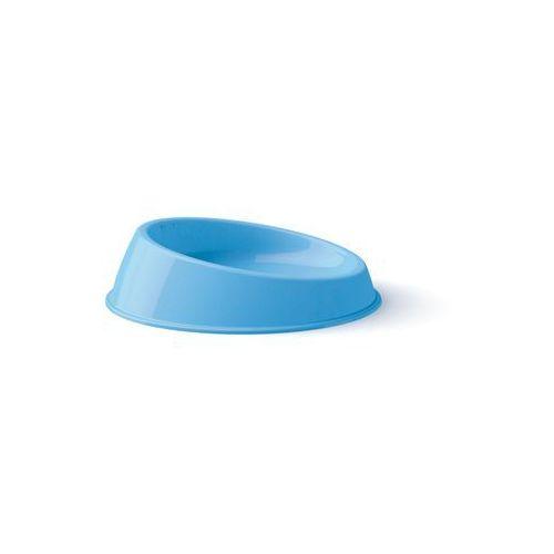 (bez zařazení) Argie miskę ścięty niebieski kot - 250 ml