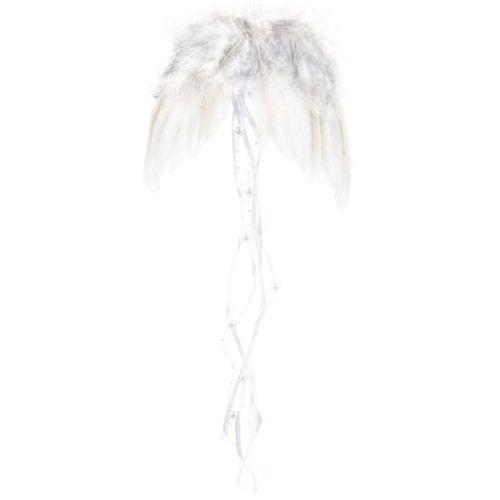 Zestaw ozdób bożonarodzeniowych Angel wings, 2 szt. (8590422065517)