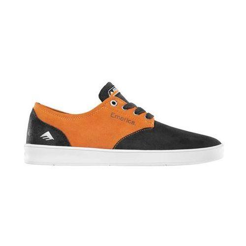 Buty - the romero laced x bronson 960 black/orange (960) rozmiar: 46 marki Emerica
