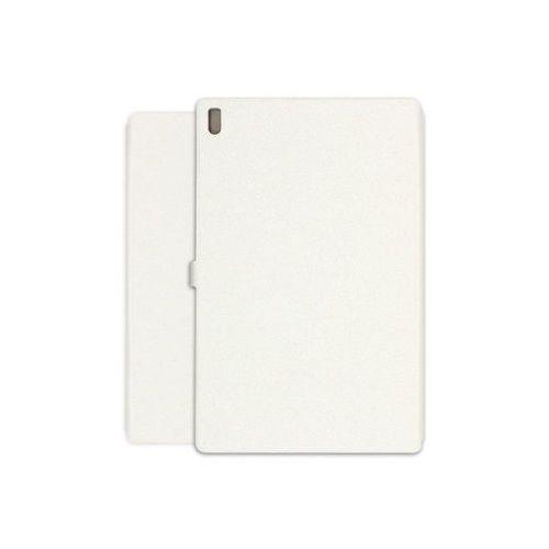 Etuo wallet book Lenovo tab 4 10 plus - etui na tablet wallet book - biały