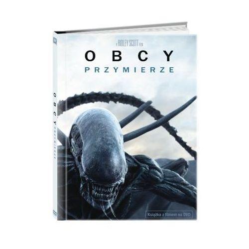 Imperial cinepix Obcy: przymierze (dvd) + książka (5903570160134)