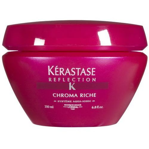 Kérastase Maska do włosów Reflection Chroma Riche - 200 ml z kategorii Odżywianie włosów