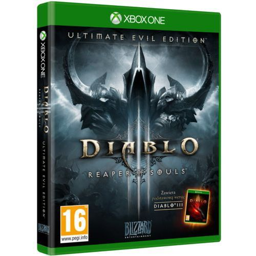 OKAZJA - Diablo III Ultimate Evil (Xbox One)
