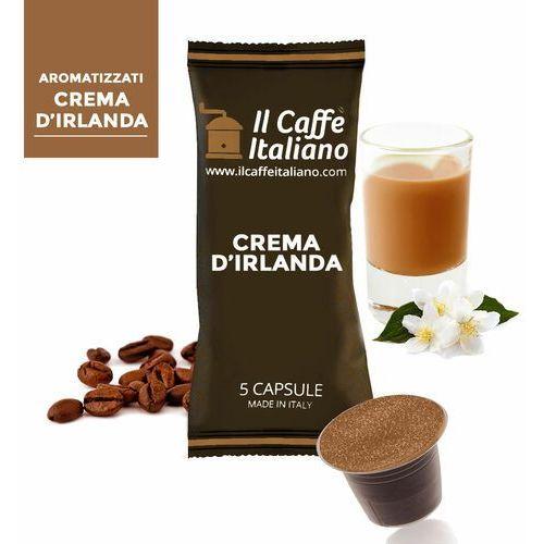 Crema d'irlanda (kawa aromatyzowana) kapsułki do nespresso – 50 kapsułek marki Nespresso kapsułki