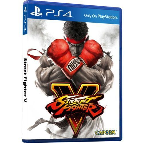Street Fighter V, gra na PS4