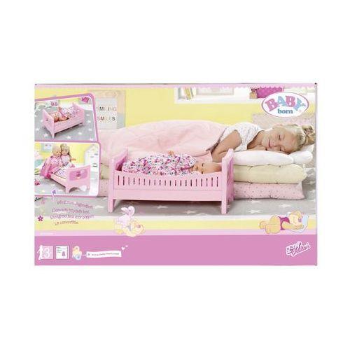 Zapf Baby born łóżeczko