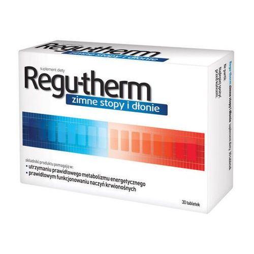 Tabletki Regu-therm zimne stopy i dłonie x 30 tabl