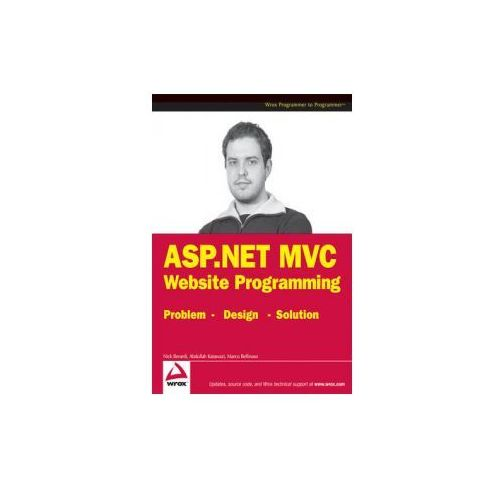ASP.NET MVC 1.0 Website Programming. Problem - Design - Solution