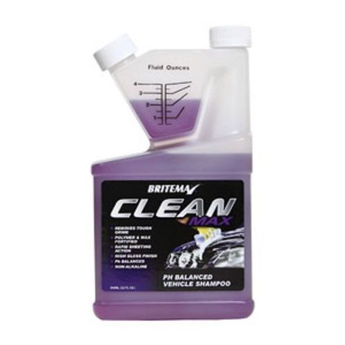 clean max - ph balanced car shampoo 946ml marki Britemax