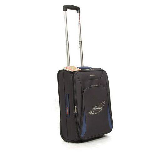 Mała walizka podróżna na kółkach, AIR1017 DECENT 50cm