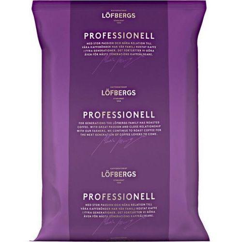 Lofbergs - Professional - Continental - kawa ziarnista - 1kg (7310050005034)