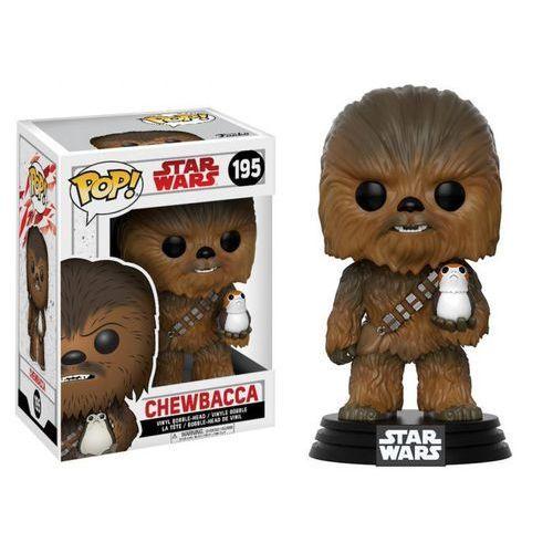 Figurka Funko Chewbacca - Pop! Vinyl: Filmy Gwiezdne Wojny: Ostatni Jedi
