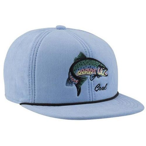 Coal Czapka z daszkiem - the wilderness sp light blue (fish) (04) rozmiar: os