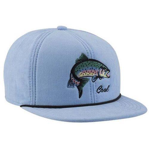 czapka z daszkiem COAL - The Wilderness SP Light Blue (Fish) (04) rozmiar: OS