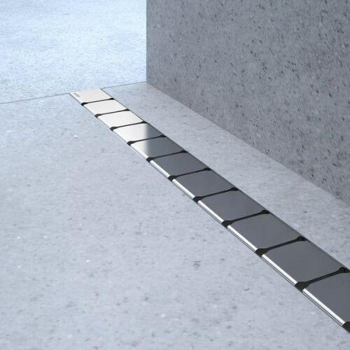 10° odpływ liniowy oz 85 cm nierdzewny x01576 marki Ravak