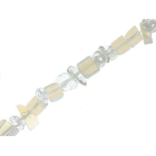 Kamień Jubilerski Opal Sieczka Drobna 3~7mm 20szt