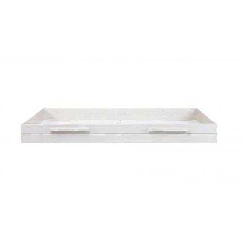 Woood szuflada/dodatkowe miejsce do spania matras kolor biały 365568-gbw