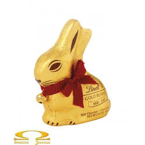 Lindt Królik czekoladowy gold bunny 100g (4000539671104)