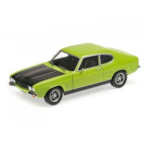 Ford Capri RS 2600 (LHD) 1970 (green/black)