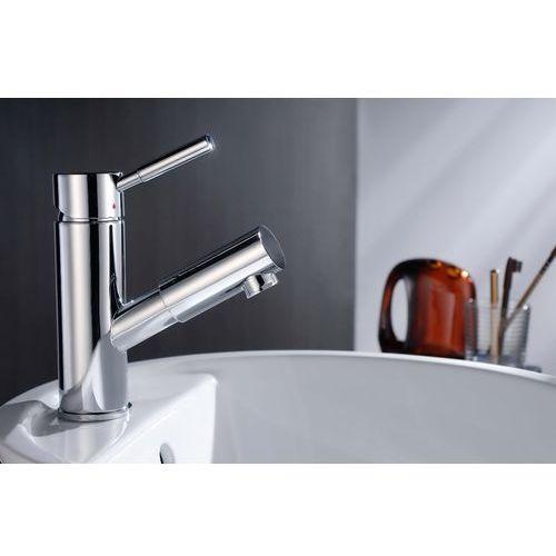 Bateria umywalkowa denver den-bun.010c marki Blue water