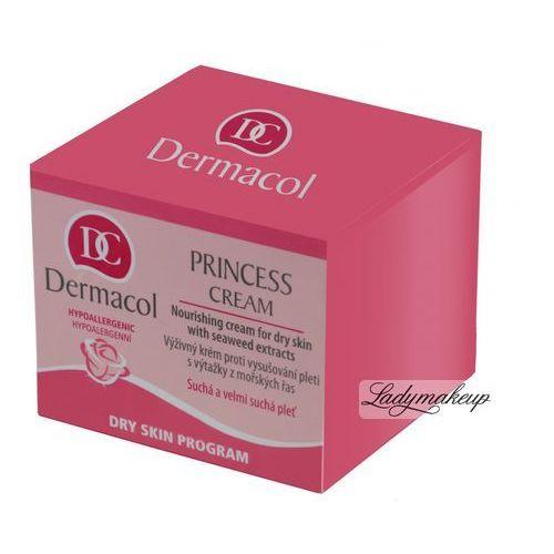 Dermacol - Princess Cream - Krem przeciwzmarszczkowy na dzień i na noc - OCHRONA W DZIEŃ I W NOCY z kategorii Kremy uniwersalne