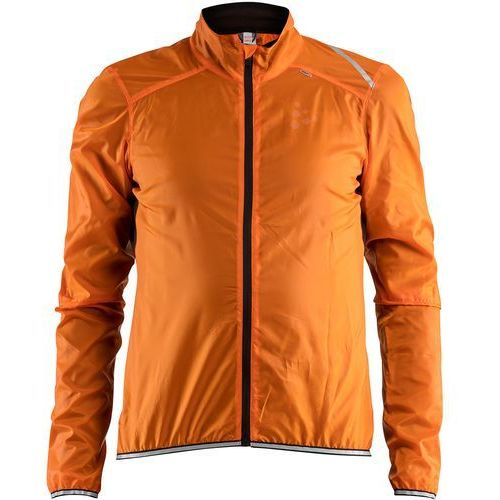Craft kurtka rowerowa męska lithe, pomarańczowy xxl (7318572873537)