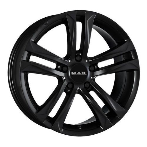 MAK BIMMER MATT BLACK 7.00x16 5x120 ET31 DOT