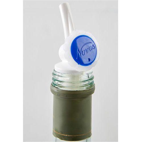 Dozownik nalewak do butelek bonprix biało-niebieski