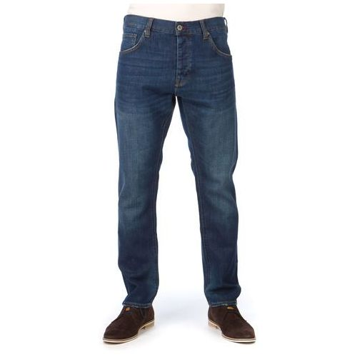 jeansy męskie bonneville 33/34 ciemnoniebieski, Mustang