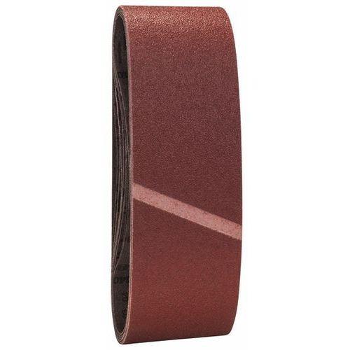 Zestaw taśm szlifierskich BOSCH Promoline 75 x 457 mm (9 elementów)