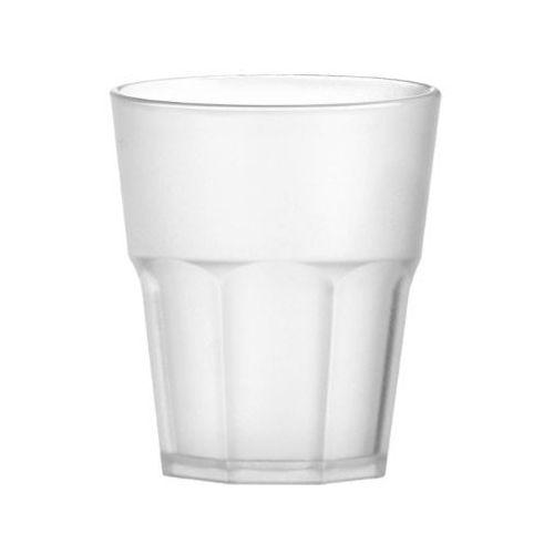 Szklanka z poliwęglanu 0,2 l, biała | , mb-20w marki Tomgast
