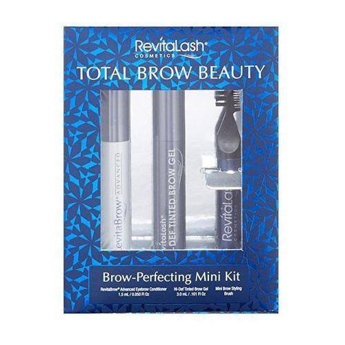 total brow beauty | zestaw podkreślający brwi marki Revitalash