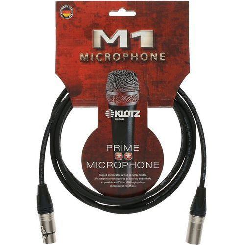 Klotz  m1fm1n0100 kabel mikrofonowy xlr 1 m