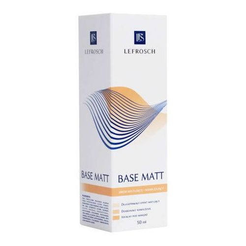 Lefrosch Base matt krem 50ml