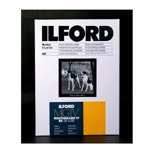 Ilford  deluxe mgd rc 13x18/25
