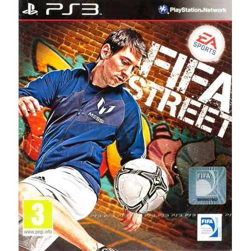Fifa Street (PS3) - OKAZJE