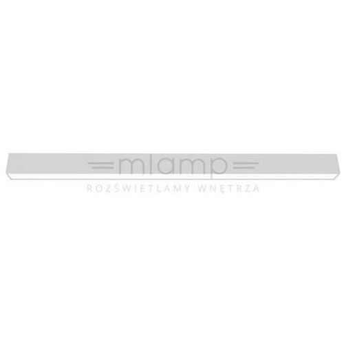Sufitowa LAMPA natynkowa 60.80 ON 120 NW TRIAC PR 27.1104.D27.kolor Chors prostokątna OPRAWA LED 50,4W przesłona pryzmatyczna