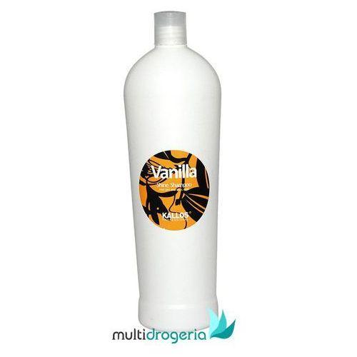 Kallos  szampon vanilla 1000 ml (5998889505929)