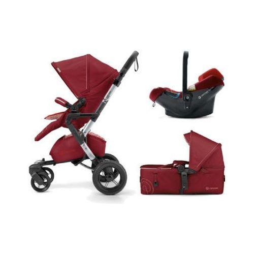 Concord wózek mobility-set tomato red (8433228020345)