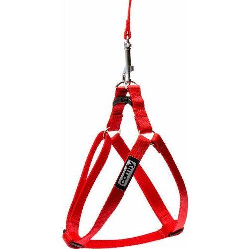 jake szelki rozm.m (30-55cm) nr kat.238228 czerwone marki Comfy