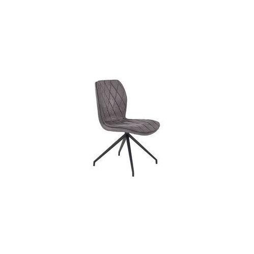 K237 krzesło popielate marki Black red white