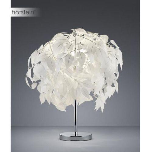Reality Leavy Lampa stołowa Chrom, 1-punktowy - Dworek - Obszar wewnętrzny - LEAVY - Czas dostawy: od 3-6 dni roboczych, R50461001