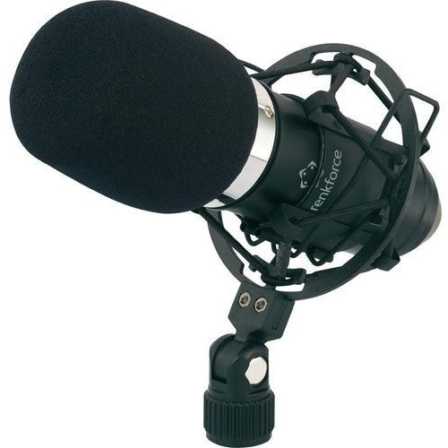 OKAZJA - Mikrofon studyjny at-100, 200 om, xlr marki Renkforce