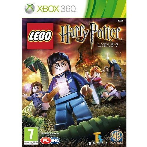 Lego Harry Potter lata 5-7 (Xbox 360)