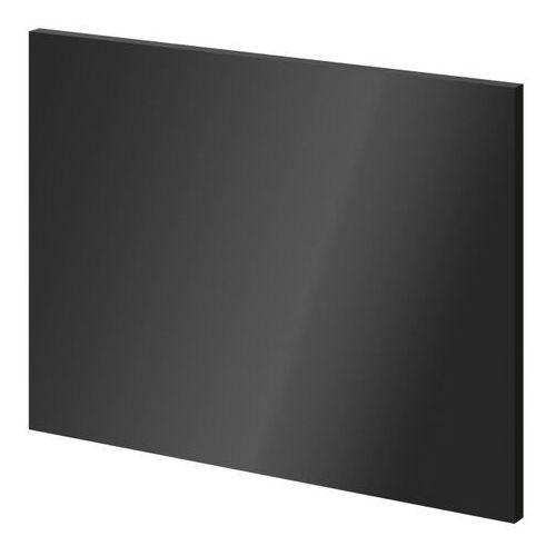Drzwi do korpusu 50 x 37,5 cm GoodHome Atomia antracyt połysk