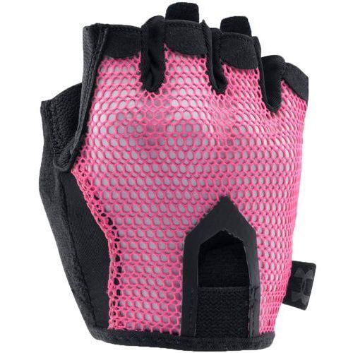 Under Armour rękawiczki treningowe Resistor Women's Pink Sky Metallic Pewter L