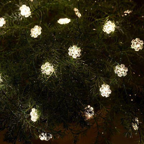 40-pkt. łańcuch LED Nynne, wewnątrz i na zewnątrz (5707310308394)